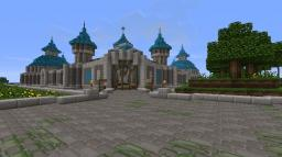 GoMinecraft Spawn Area!