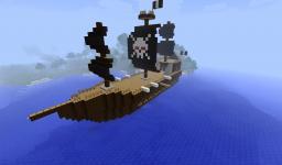 Captain Morgan's Revenge Minecraft Map & Project