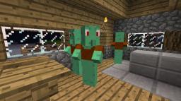 Octo Villagers Minecraft Texture Pack