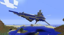 Skies of Arcadia - The Delphinus Minecraft Project