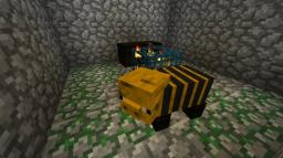 Bumble bee Pig Minecraft Texture Pack