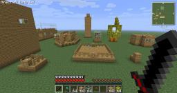 Zeppelin Mod Testing Fields Minecraft Map & Project