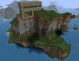 Iron Villa (Steampunk inspiration) Minecraft Map & Project