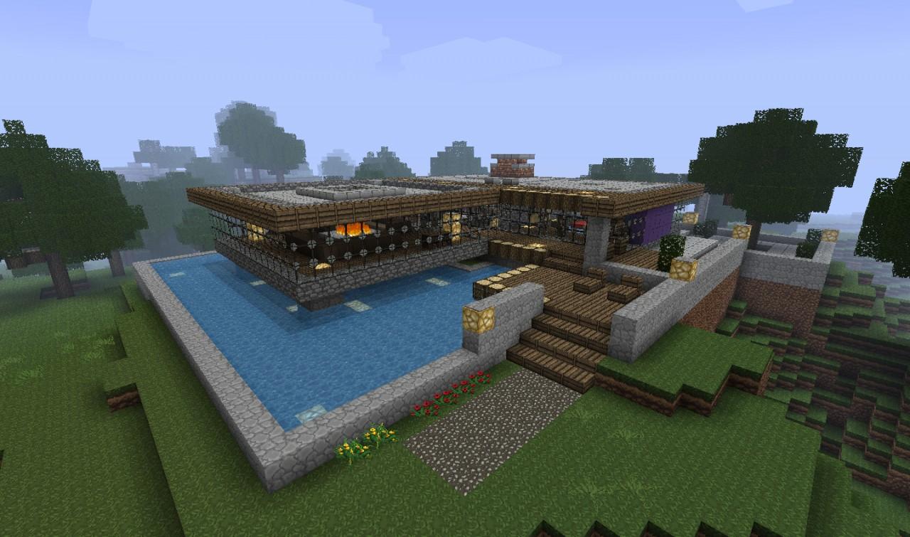 Minecraft Modern Build Pack
