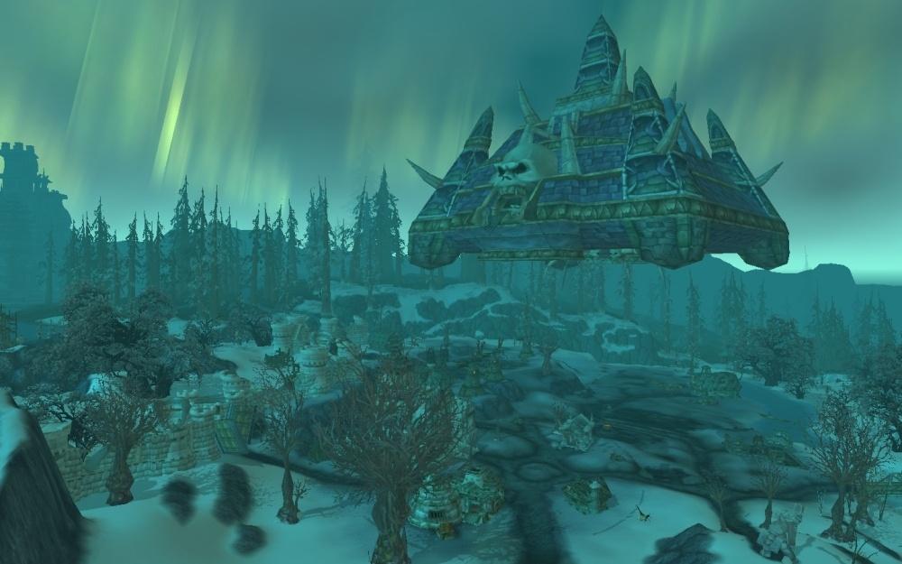 World Of Warcraft Naxxramas Minecraft Project