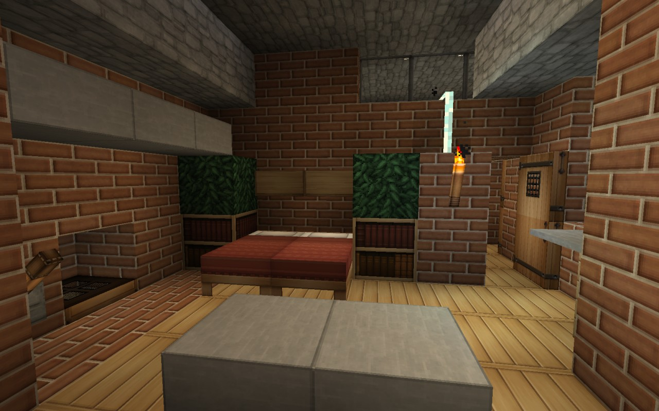 Minecraft Bedroom Wallpaper Real Life Minecraft Bedroom Minecraft Bedroom With Nether