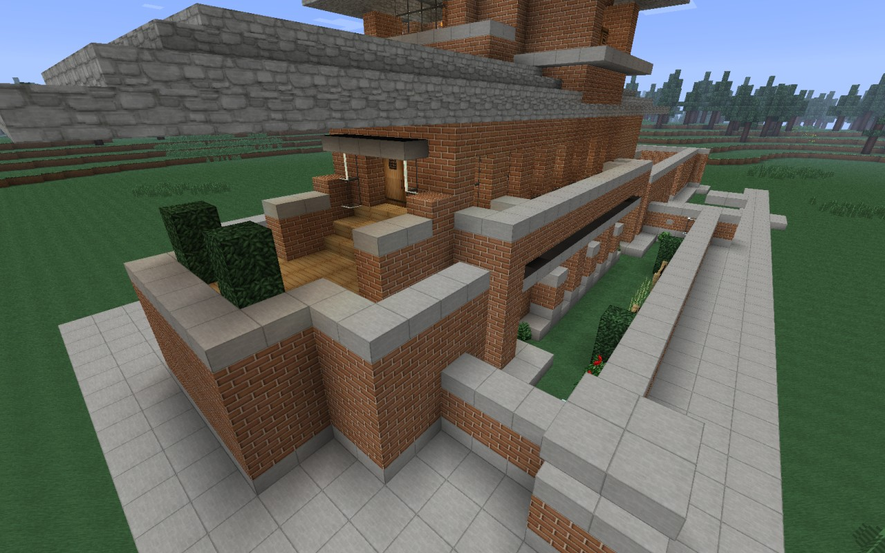Architecture Build | Minecraft: Education Edition