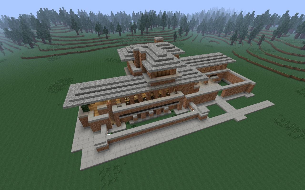 3d model robie house