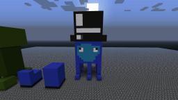 Squid with a hat Minecraft Map & Project