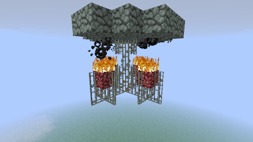 Chandelier minecraft project chandelier aloadofball Image collections