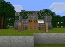 [RP] Secret Research Center Minecraft Map & Project