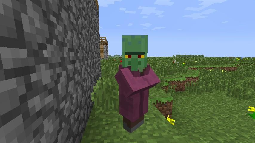 Squidward Villager U0026 39 S Minecraft Texture Pack