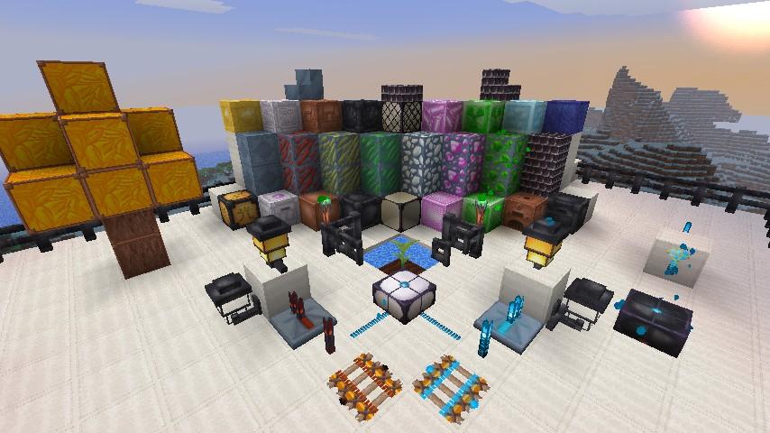 Steamcraft Textures!