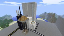 City Minecraft Map & Project