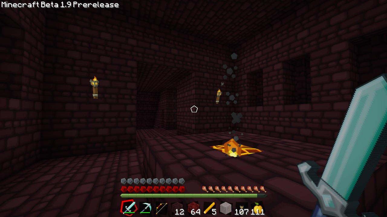Nether dungeons - v0.9.0 for MC1.9pre2