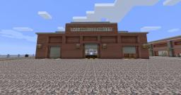 Medium Warehouse Minecraft Map & Project