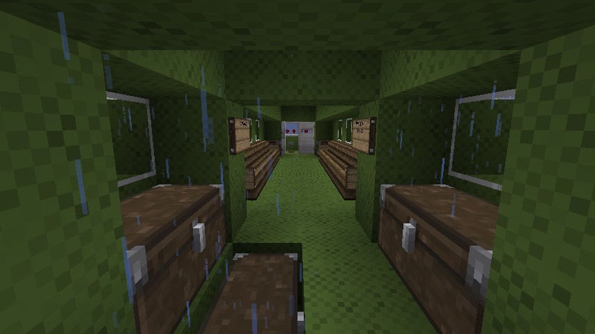 Cargo hold (Seating area in Backround :D)
