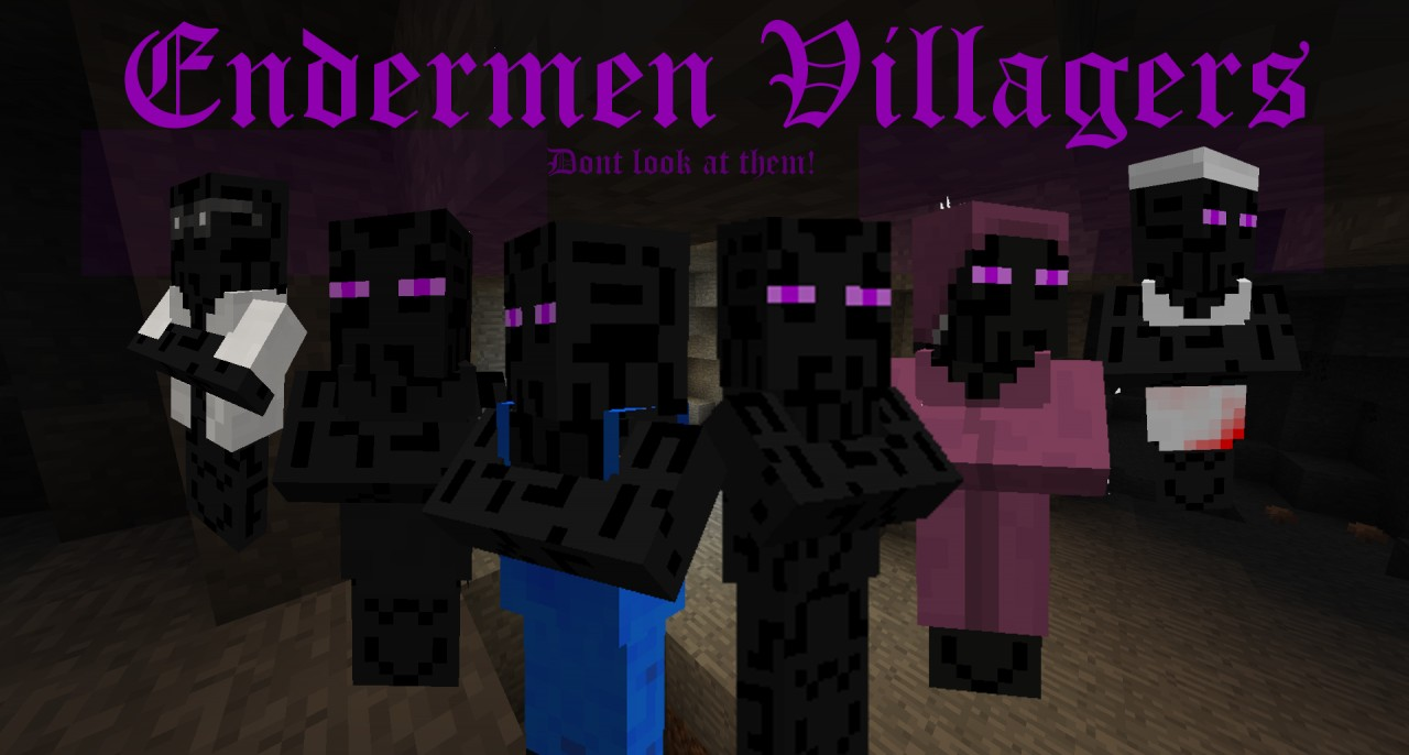 Minecraft Villager Head Costume Dont blink