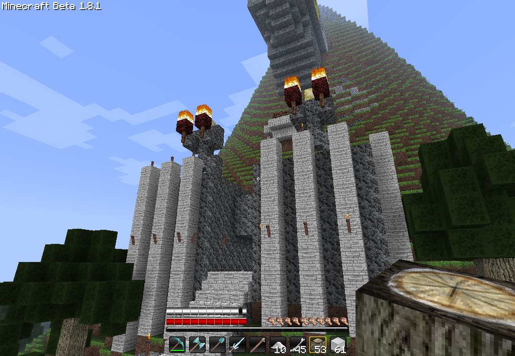 the6igtoe's tpc realistic 64x64 pack. Minecraft Texture Pack