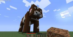 Explosive Cow Minecraft Map & Project