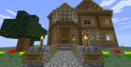 Bestvater Estate - Kingdom Home 2 - Runic Paradise - BenBestvater Minecraft Map & Project