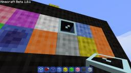 rainbow house Minecraft Map & Project