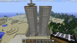 Bank of Western Federal Buildings Start-off (theres more!) Minecraft Map & Project