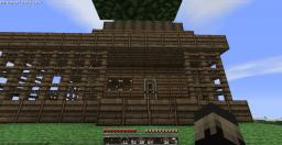 My basic player home. Minecraft Map & Project