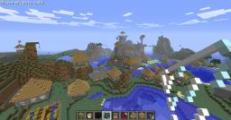 Nice Medieval Town Minecraft Map & Project