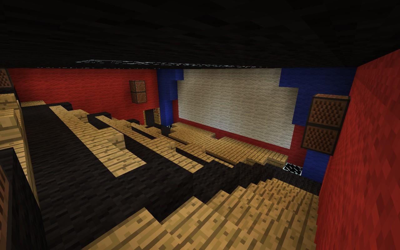 Little movie theater
