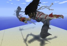 Afro Samurai Vs Enderman Minecraft