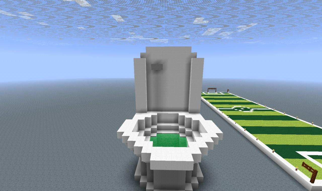 Giant TOILET!