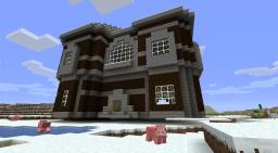 Ironwood Manor Minecraft