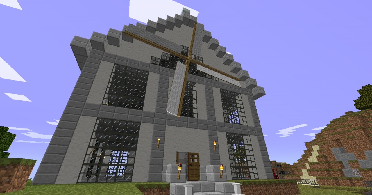 Yogscast House Minecraft Project