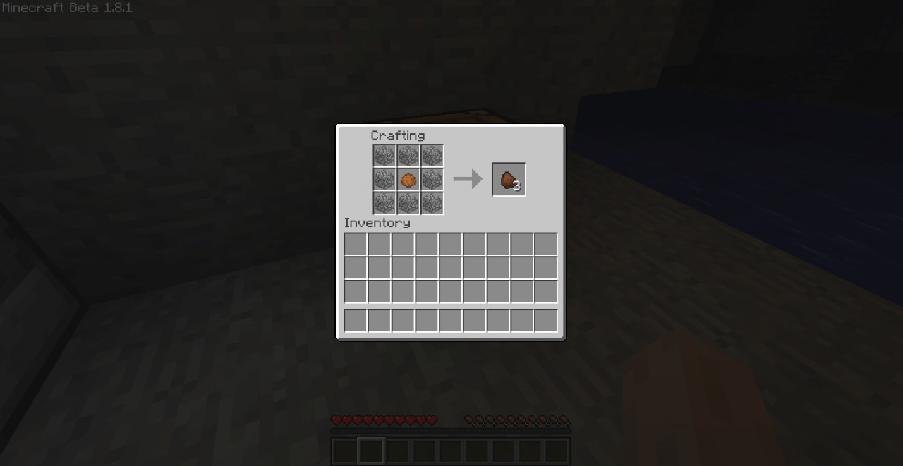 How To Craft Brown Coal