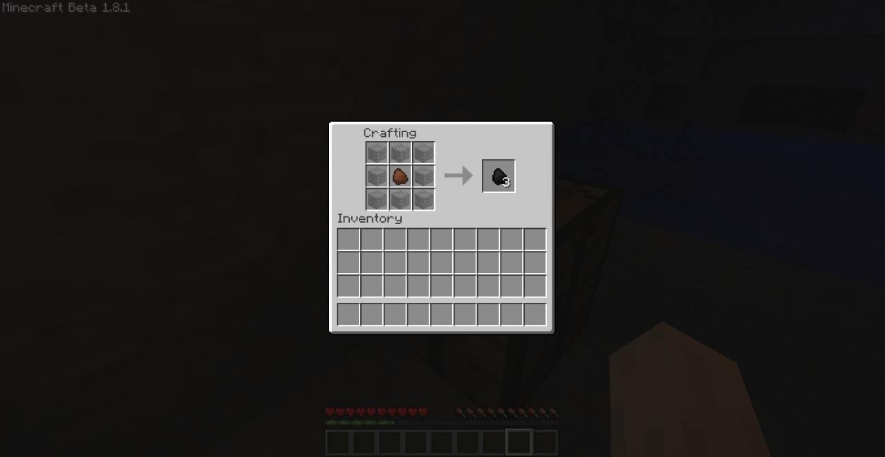 How To Craft Coal