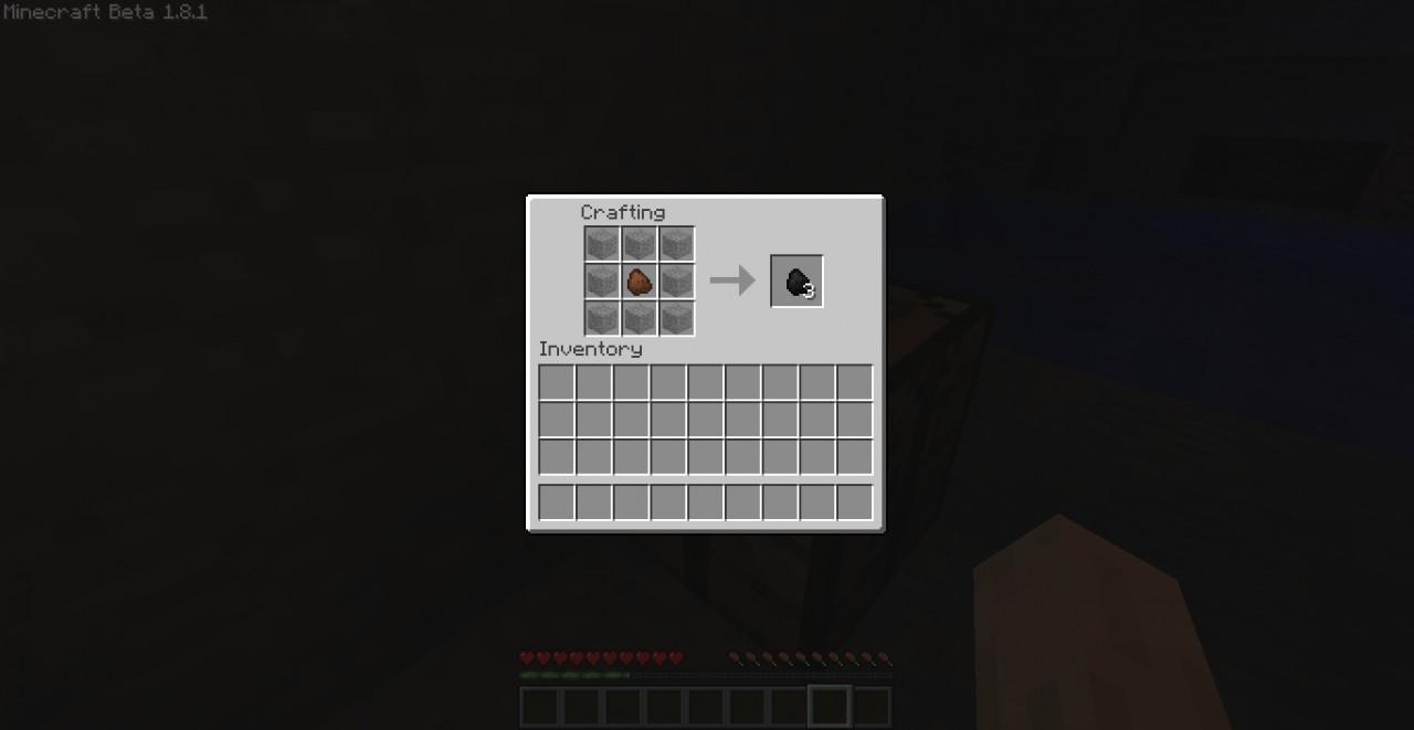 How To Craft Coal