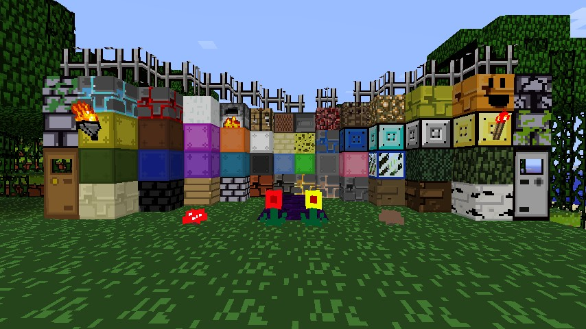 i wanna be the guy texture minecraft texture pack