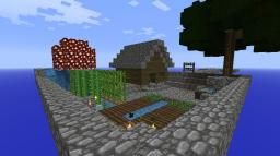 Survival Map SkyBlock Minecraft Map & Project