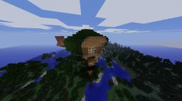 TREE! Minecraft Map & Project