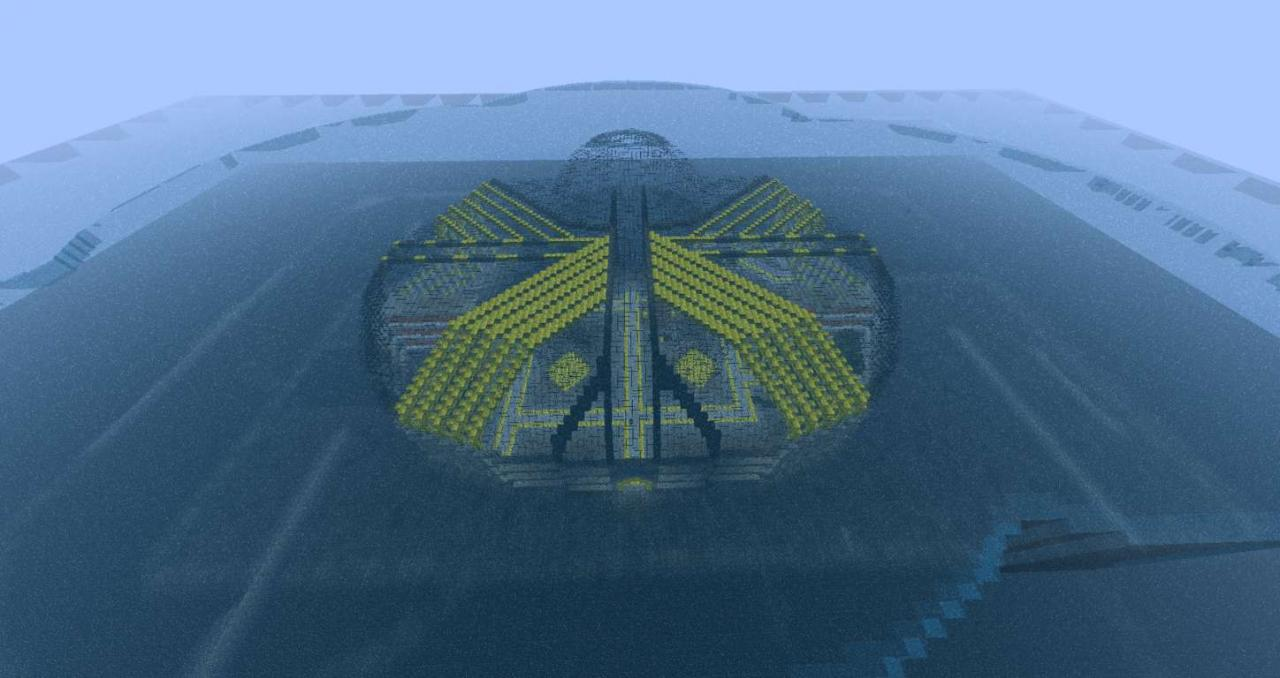 The Underwater City Minecraft Project
