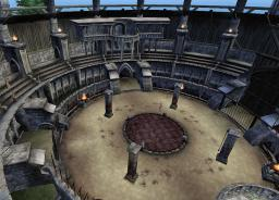 Oblivion: Arena Minecraft Project