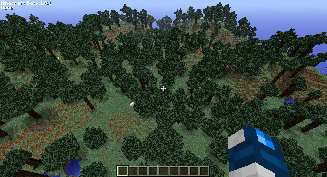 Huge Forests