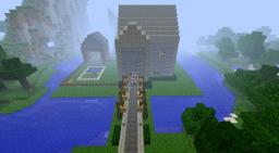 Minecraft Brick House