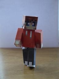 Paper Skin - Print, cut, stick =P Minecraft Project