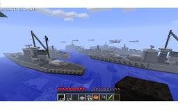 The Fleet Minecraft Project
