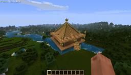 Waterhouse Minecraft Map & Project