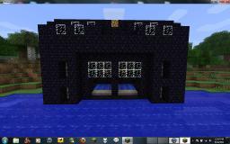 PowerHouse TNT Cannon Minecraft Map & Project