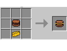 MrGirboto's 1.8.1 Food Mod! Minecraft Mod