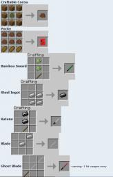 Japanese Mod [1.7.3][WIP] Minecraft Mod